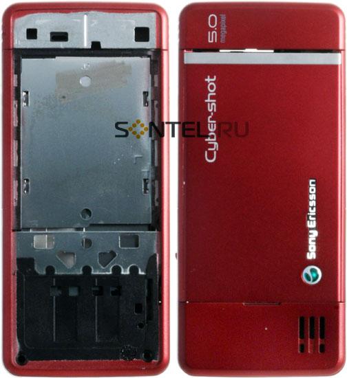 Sony-Ericsson Z610i голубой - Корпус Class A-A-A Sony