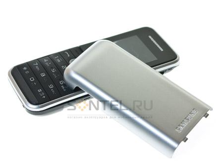 Корпус Class A-A-A Samsung E1182 черный + кнопки