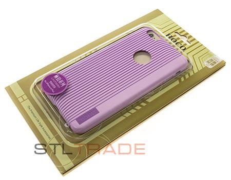 Накладка HOCO Slimfit Series iPhone 6 Plus 5.5 в полоску Pink